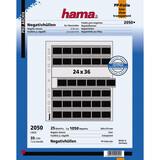 Hama 2050 Negativ Hüllen 25 Stk.