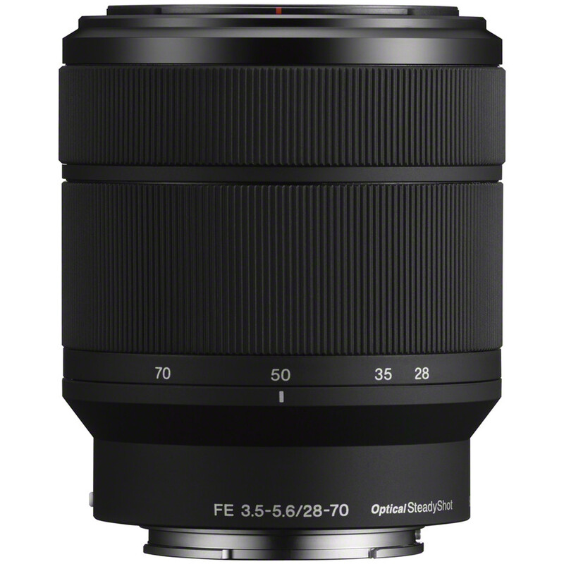 Sony SEL 28-70/3,5-5,6 OSS + UV Filter