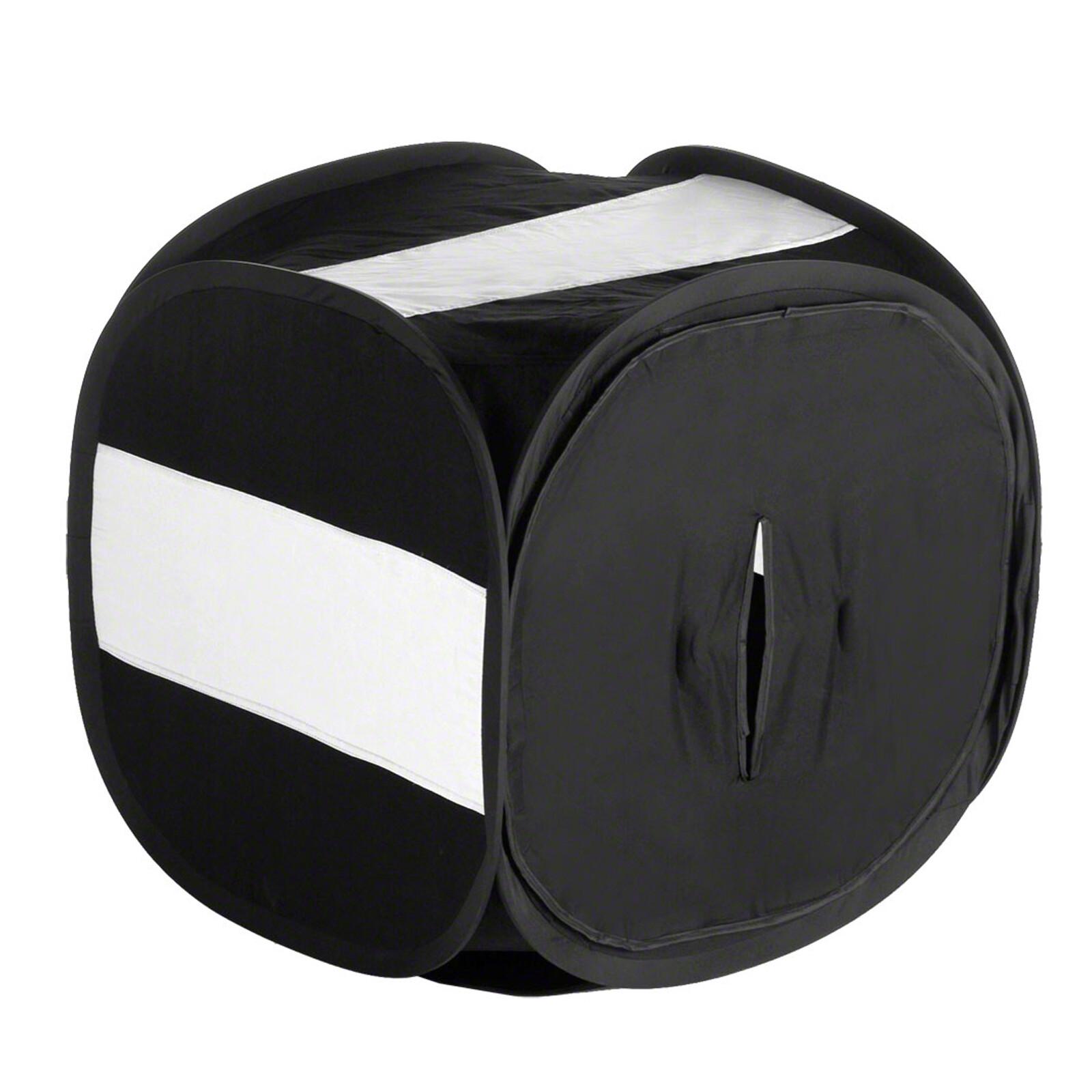 walimex Pop-Up Lichtwürfel 150x150x150cm BLACK