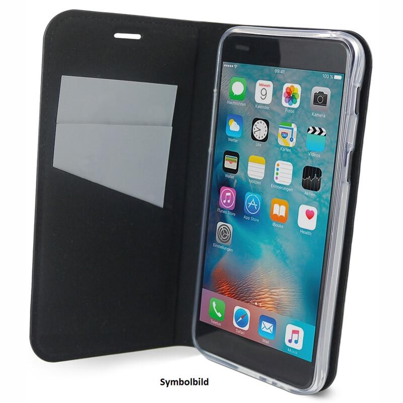 Axxtra Booktasche Nokia 6.2/7.2 schwarz