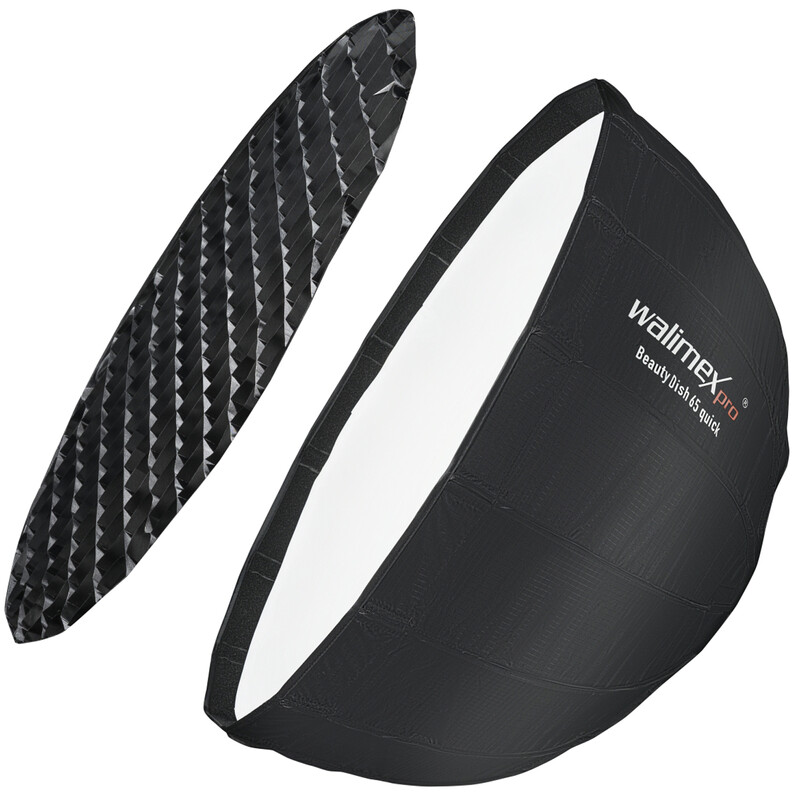 Walimex pro Studio Line Beauty Dish Softbox QA65 Balcar