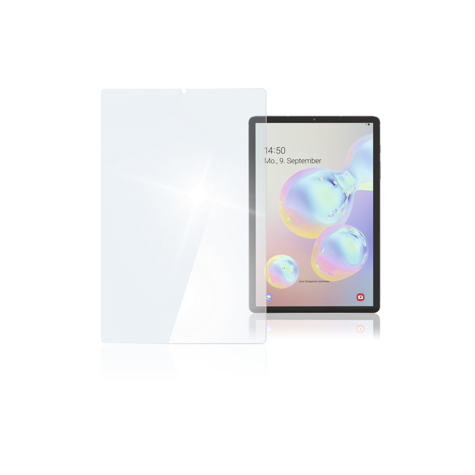 "Hama Displayschutzglas Premium Samsung Tab S6 Lite 10.4"""