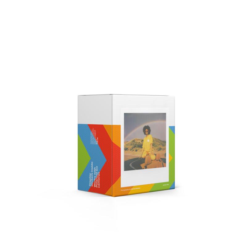 Polaroid GO Color 16 Aufnahmen (Doppelpack)
