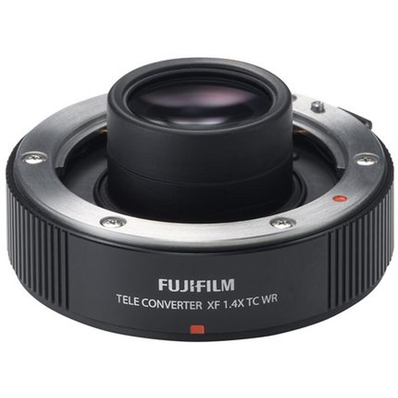 Fujifilm XF 50-140/2,8R inkl. 1,4x Konverter + UV Filter