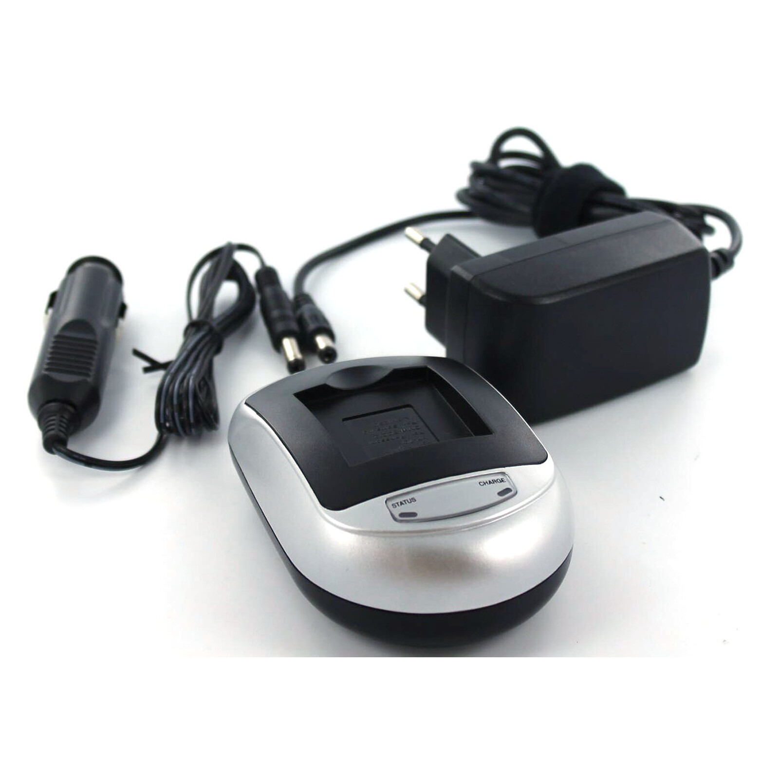 AGI 68198 Ladegerät Sony NP-FT1
