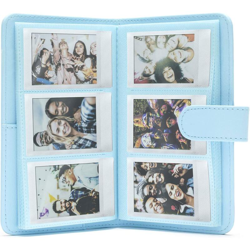 Fujifilm Instax Mini 11 Album Sky Blue