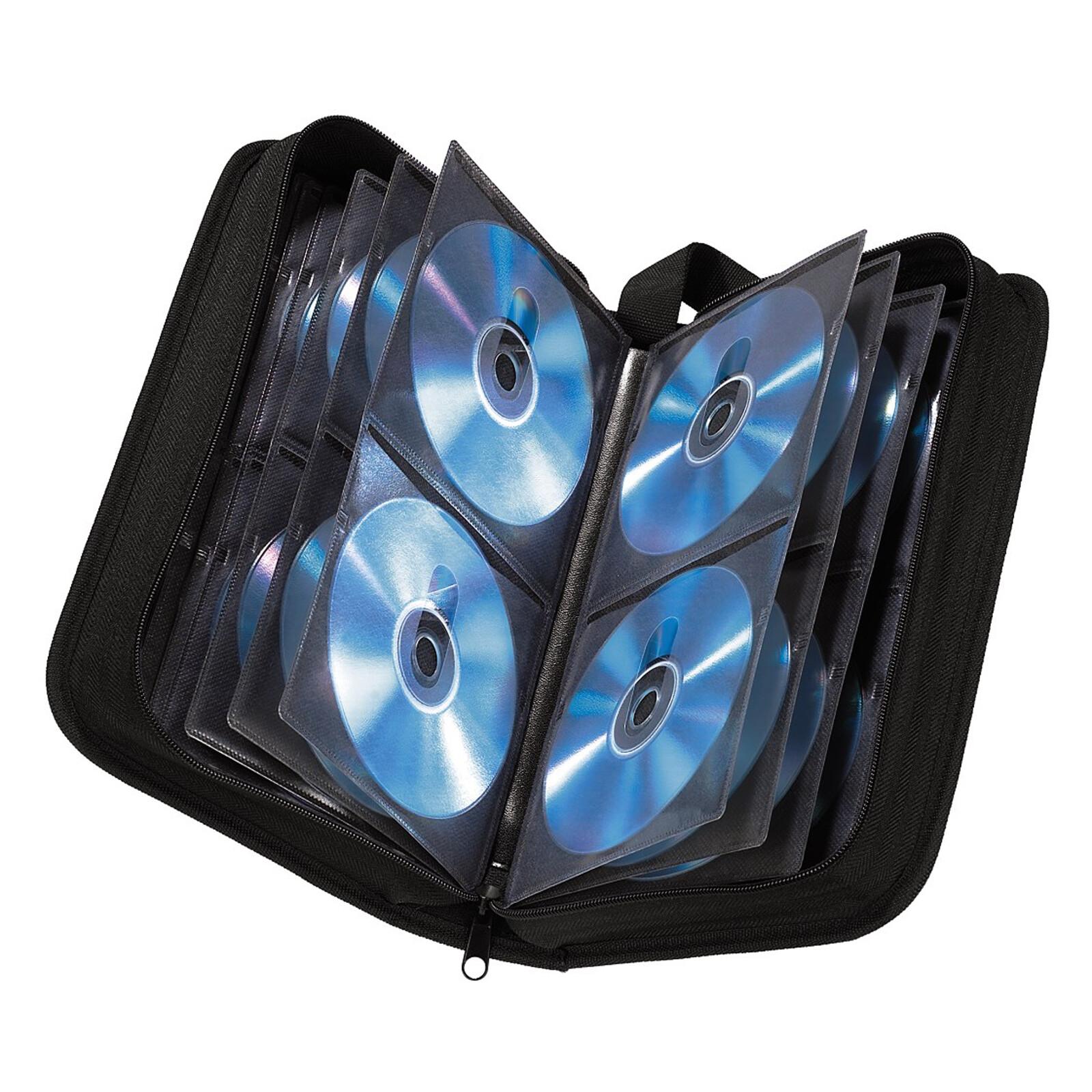 Hama 11617 CD/ DVD/ Blu-ray Tasche 104