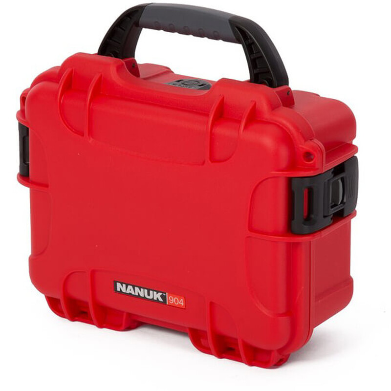 Nanuk Case 904 Red