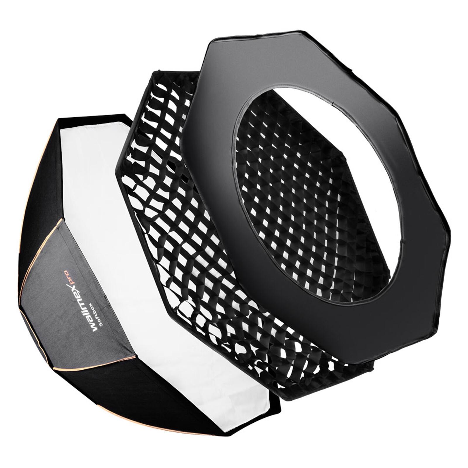 walimex pro Octagon Softbox PLUS OL Ø120 Hensel E