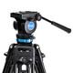 Benro KH Series 26P Twin Leg Alu Video Kit + K5 Head