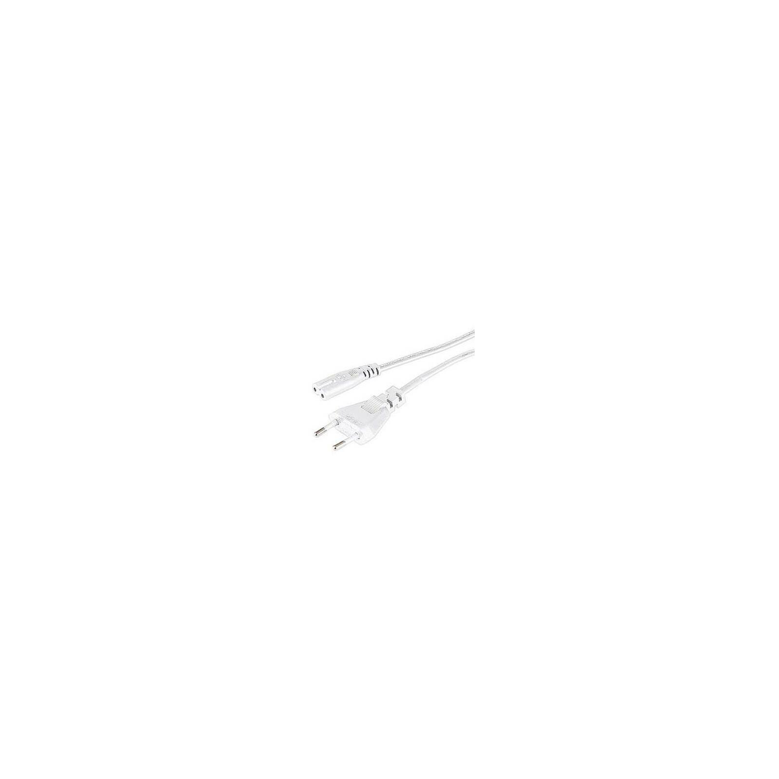 Hama 44217 Netzkabel, 1,5 m, Weiß