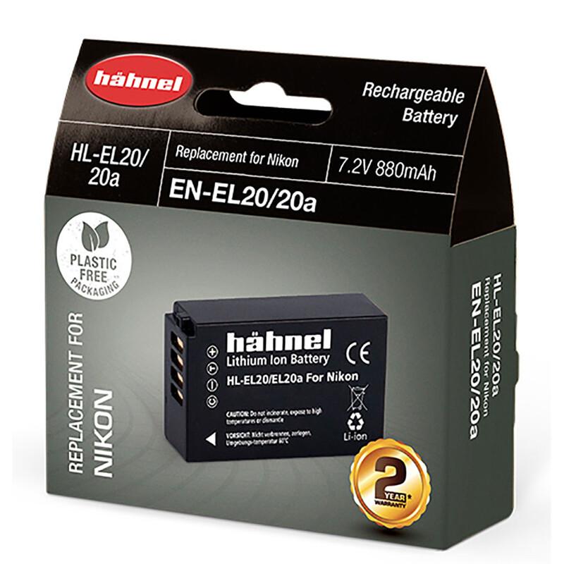 Hähnel Nikon EN-EL20 Akku