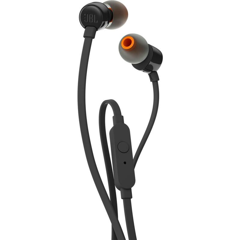JBL T110 In-Ear Kopfhörer Schwarz