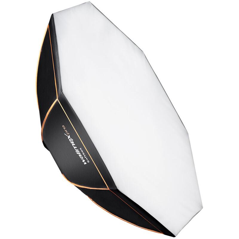 walimex pro Octagon Softbox OL Ø60 + Univ. Adapter