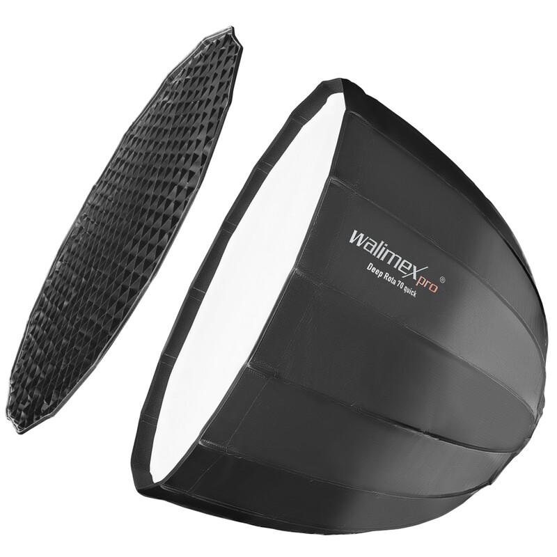 Walimex pro Studio Line Deep Rota Softbox QA70 Profoto