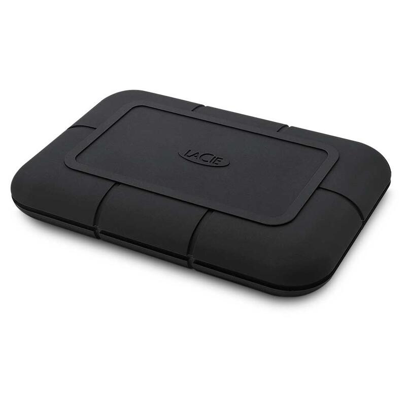 LaCie Rugged PRO SSD 1TB USB 3.1 Typ-C, Rescue