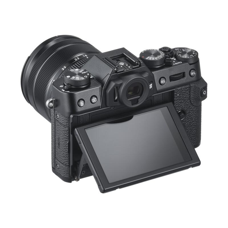 Fujifilm X-T30 + XC 15-45/3,5-5,6 OIS PZ Schwarz