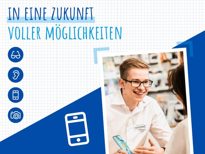 Einzelhandelskaufmann/-frau Telekommunikation Lehre