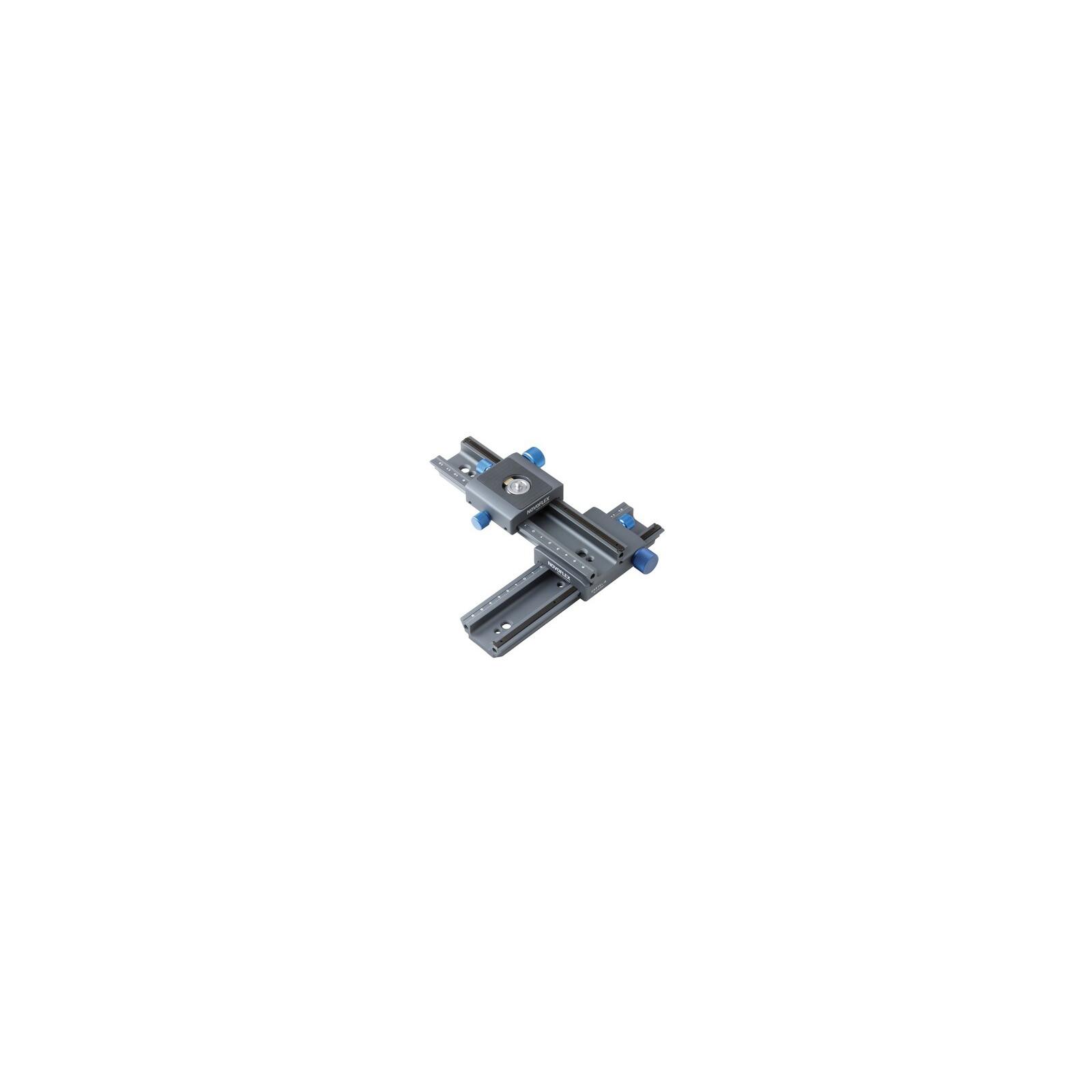 Novoflex CASTEL-CROSS MC Kreuz Einstellschlitten