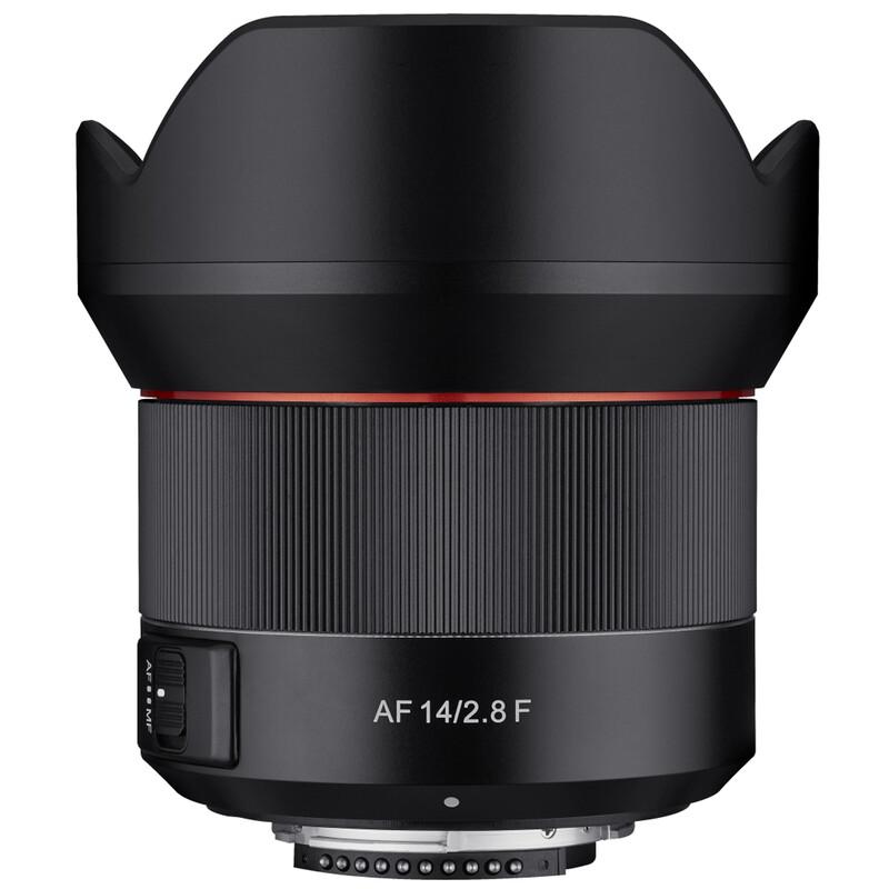 Samyang AF 14/2,8 Nikon F