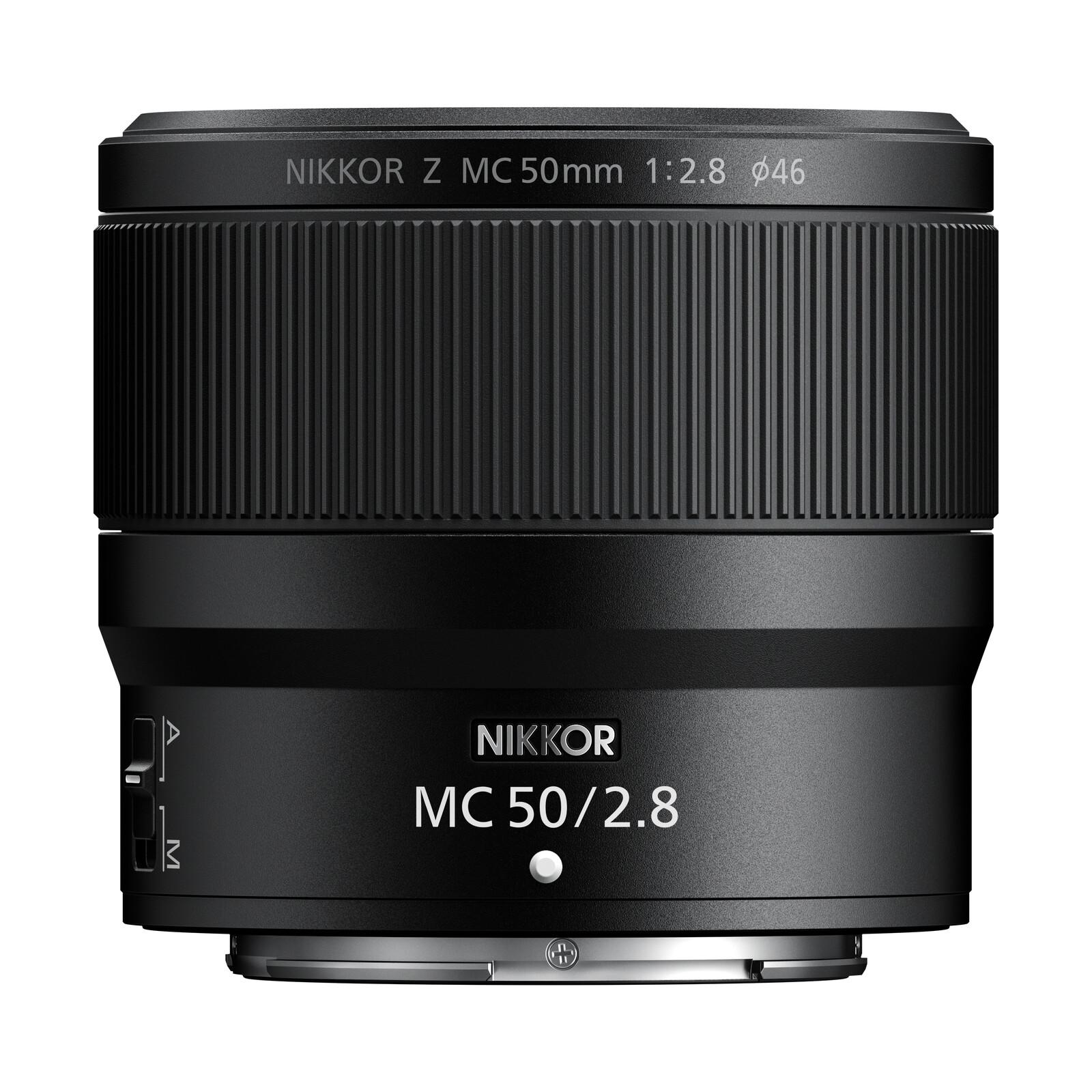 Nikkor Z MC 50/2,8