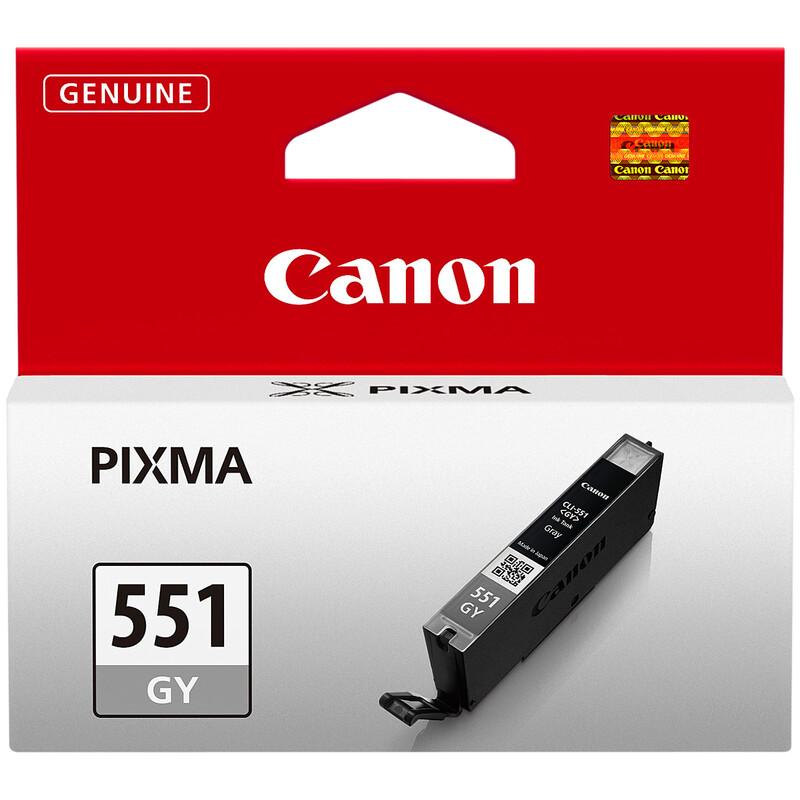 Canon CLI-551GY Tinte grey