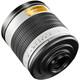 walimex pro 500/6,3 DSLR Spiegel Pentax K Weiß