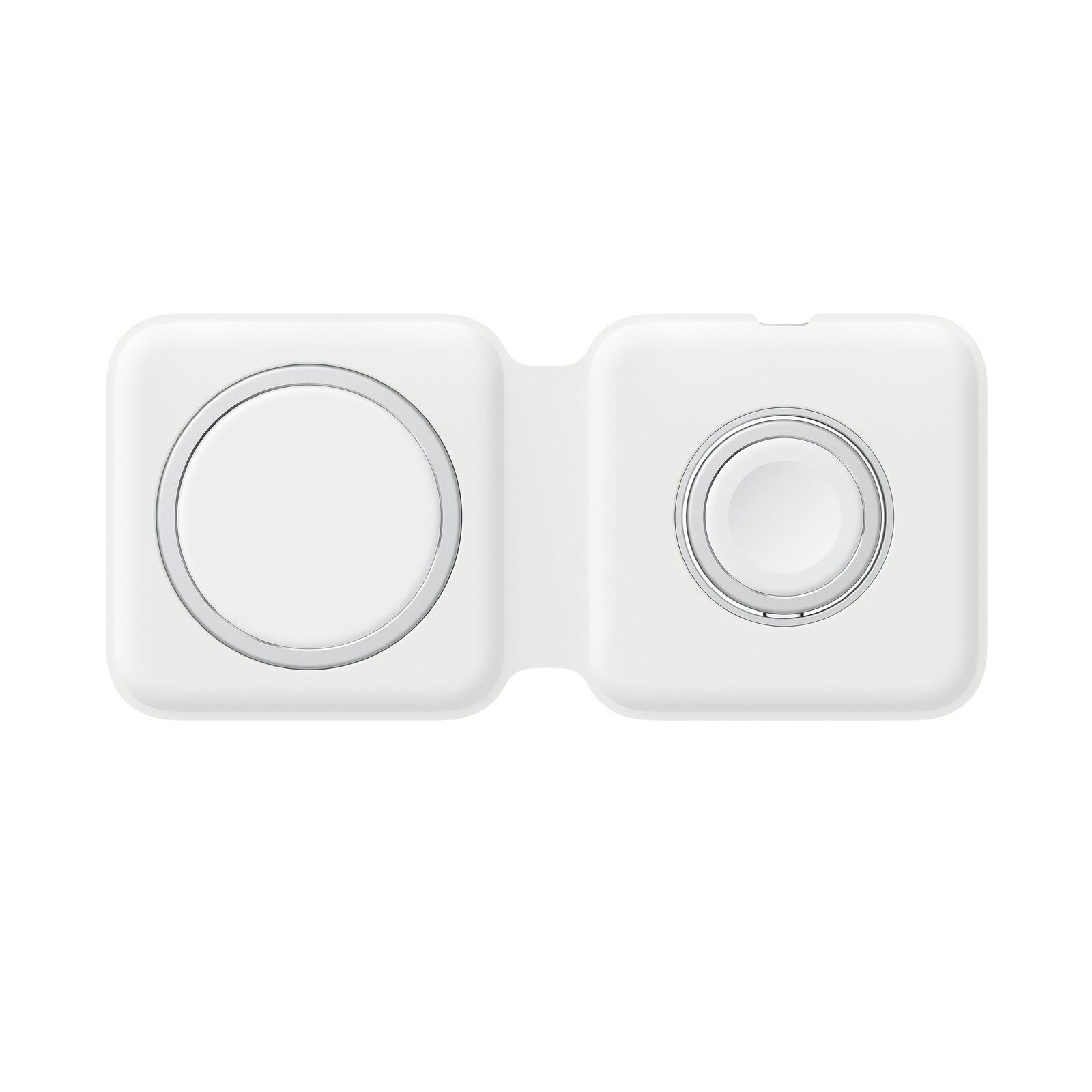 Apple MagSafe Duo Ladegerät weiß