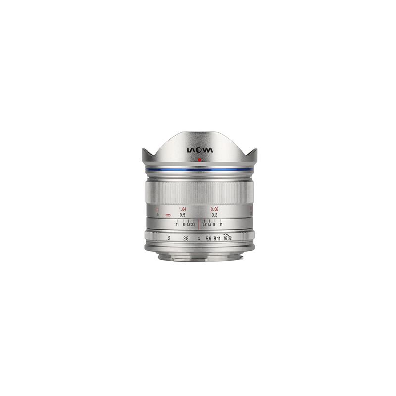 LAOWA 7,5/2,0 MFT Silber