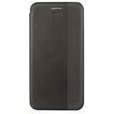 Felixx Book Tasche Lyon Samsung Galaxy A6 Plus Schwarz
