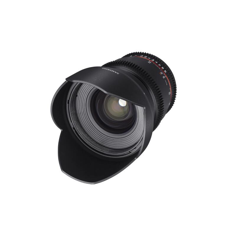 Samyang MF 16/2,2 Video APS-C II Fuji X