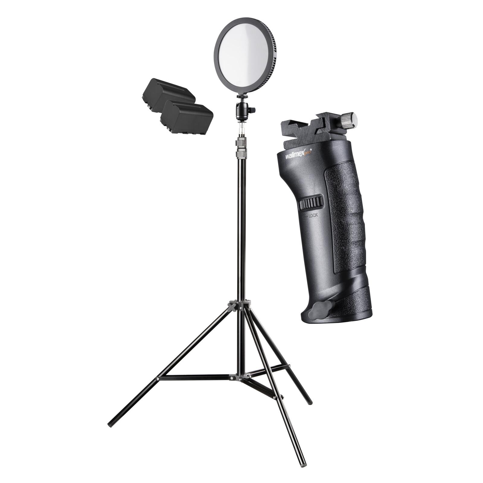 walimex pro LED Round 200 Set XL
