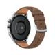 Huawei Watch 3 Classic eSim 46mm Leder silber/braun