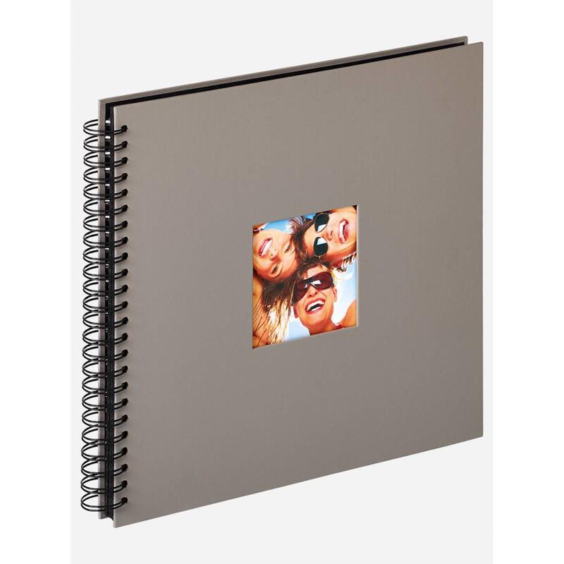 Album SA-110 30x30 50S Fun Grau