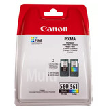 Canon PG560/CL561 Tinte Multipack
