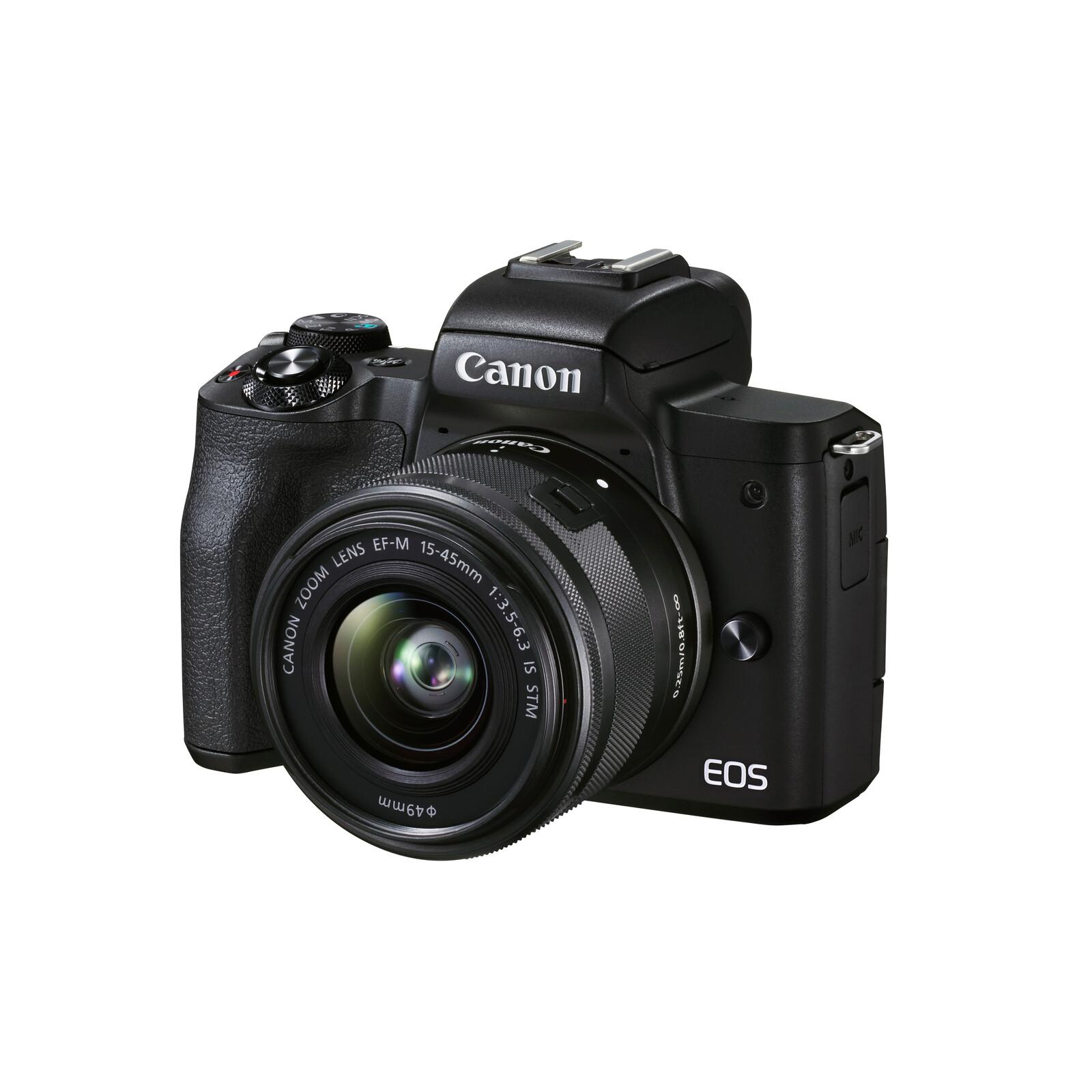 Canon EOS M50 Mark II Vlogger Kit
