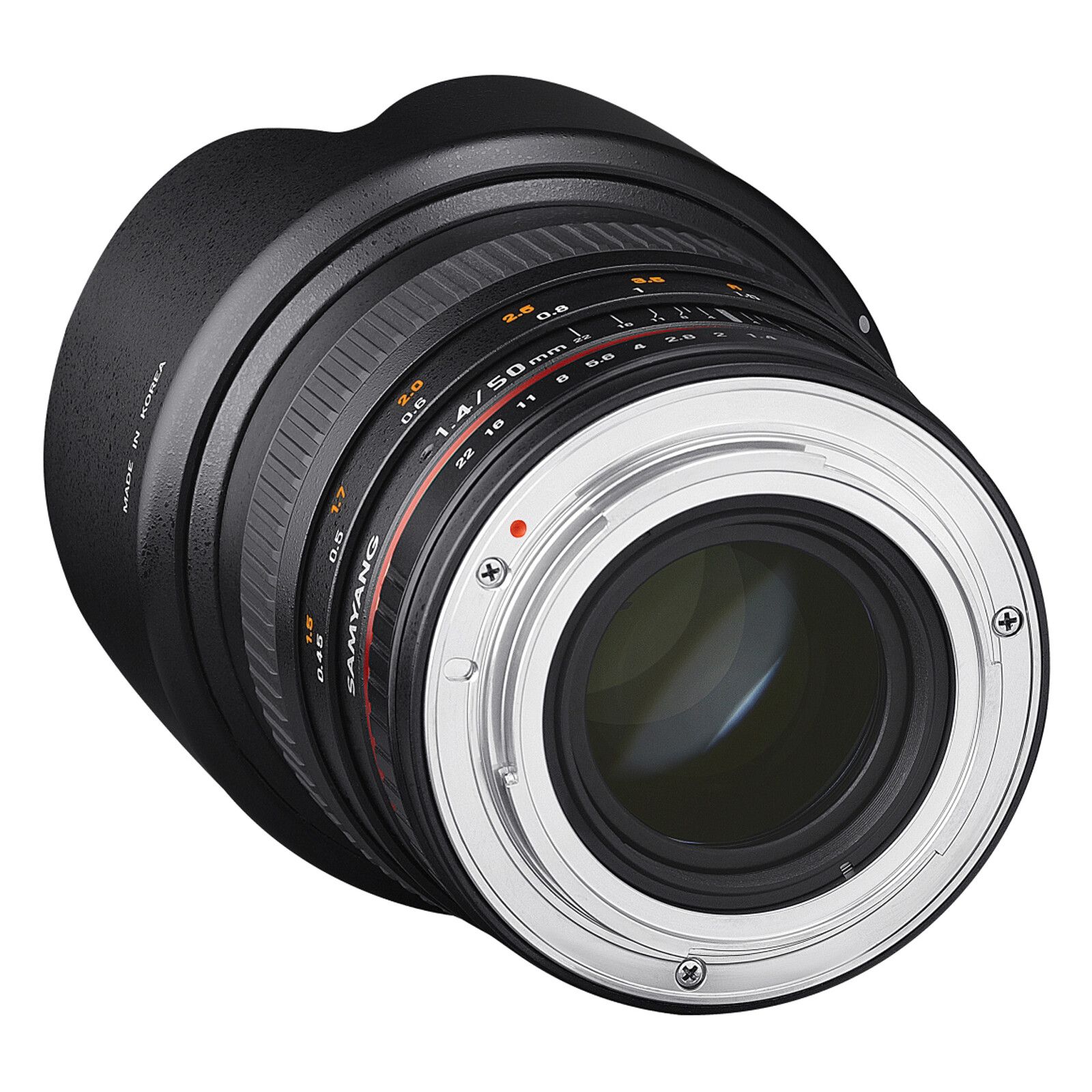 Samyang 50/1,4 DSLR Canon EF