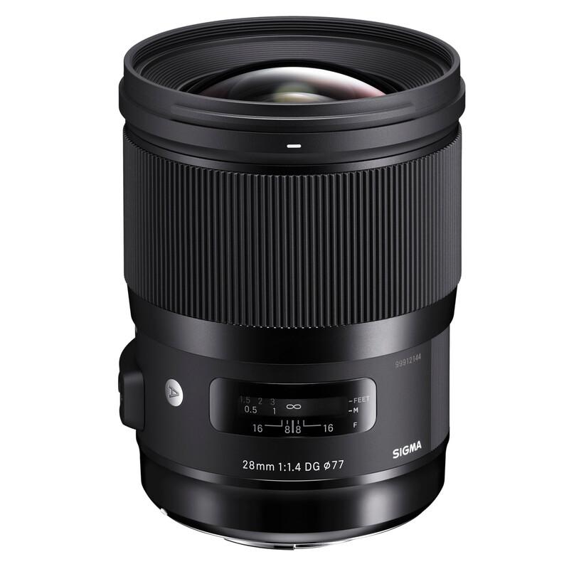 Sigma ART 28/1,4 DG HSM Nikon + UV Filter