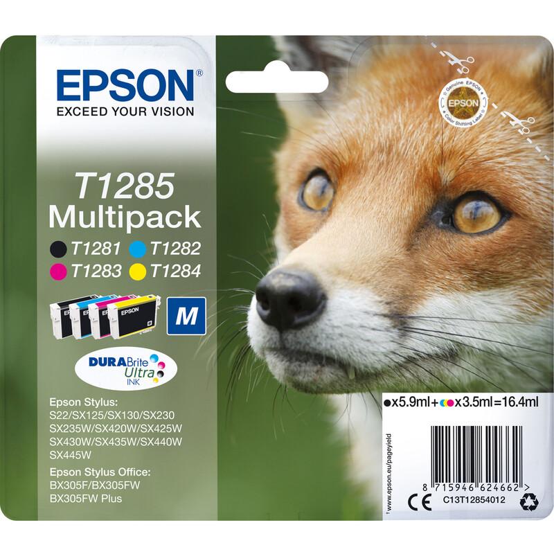 Epson T1285 Tinte Multipack