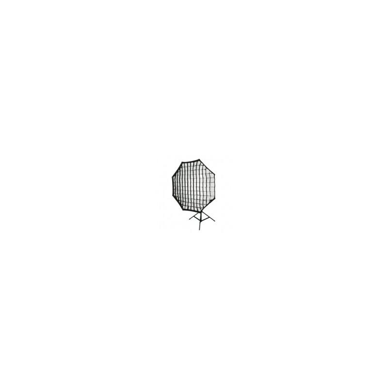 walimex pro Octagon Softbox PLUS Ø150cm für Balcar