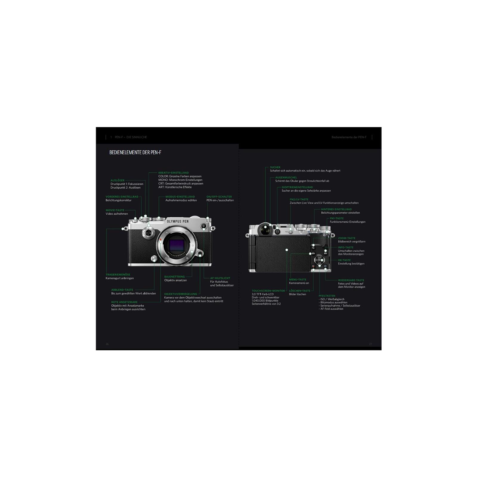 Olympus PEN-F Foto Pocket