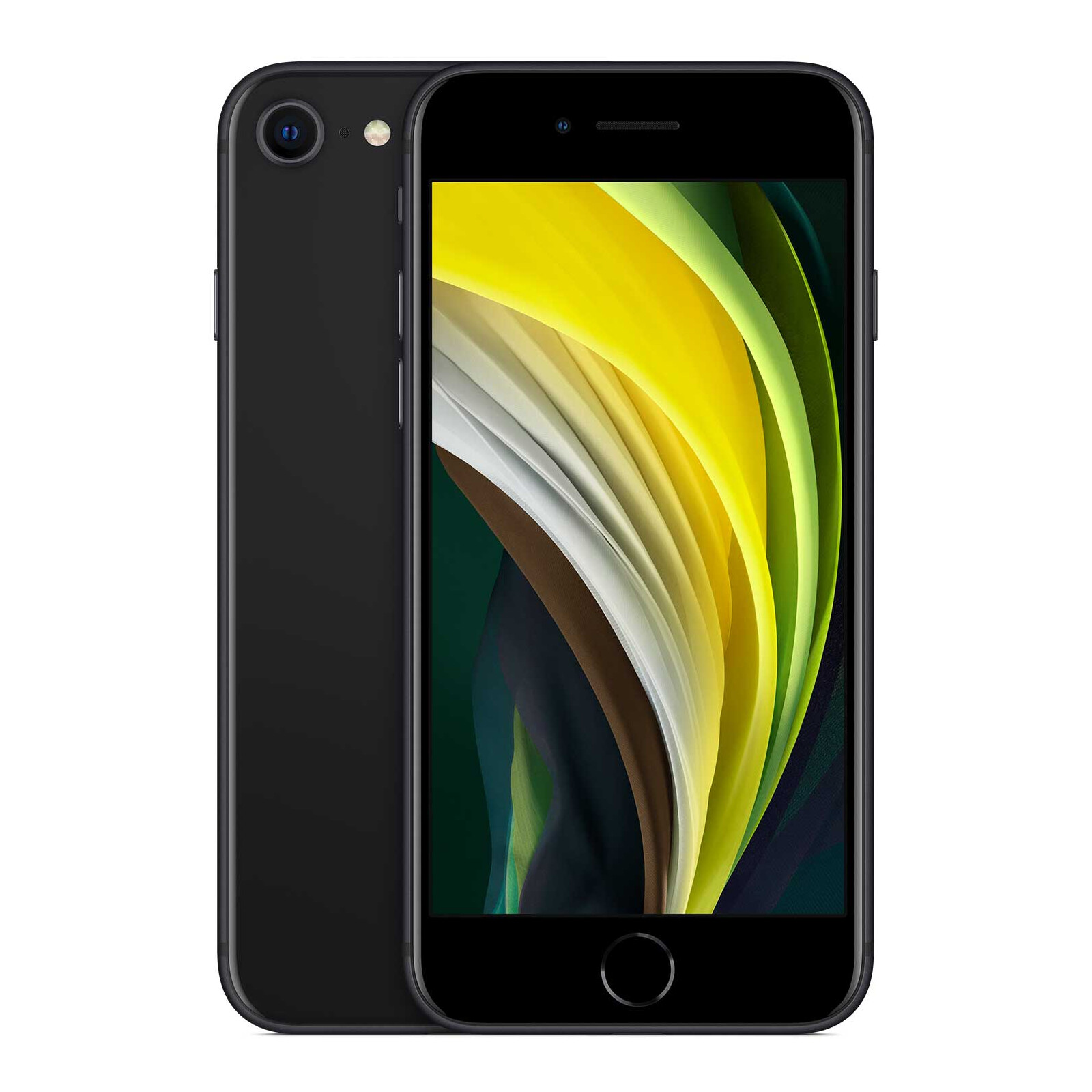 Apple iPhone SE 64GB 2020 schwarz