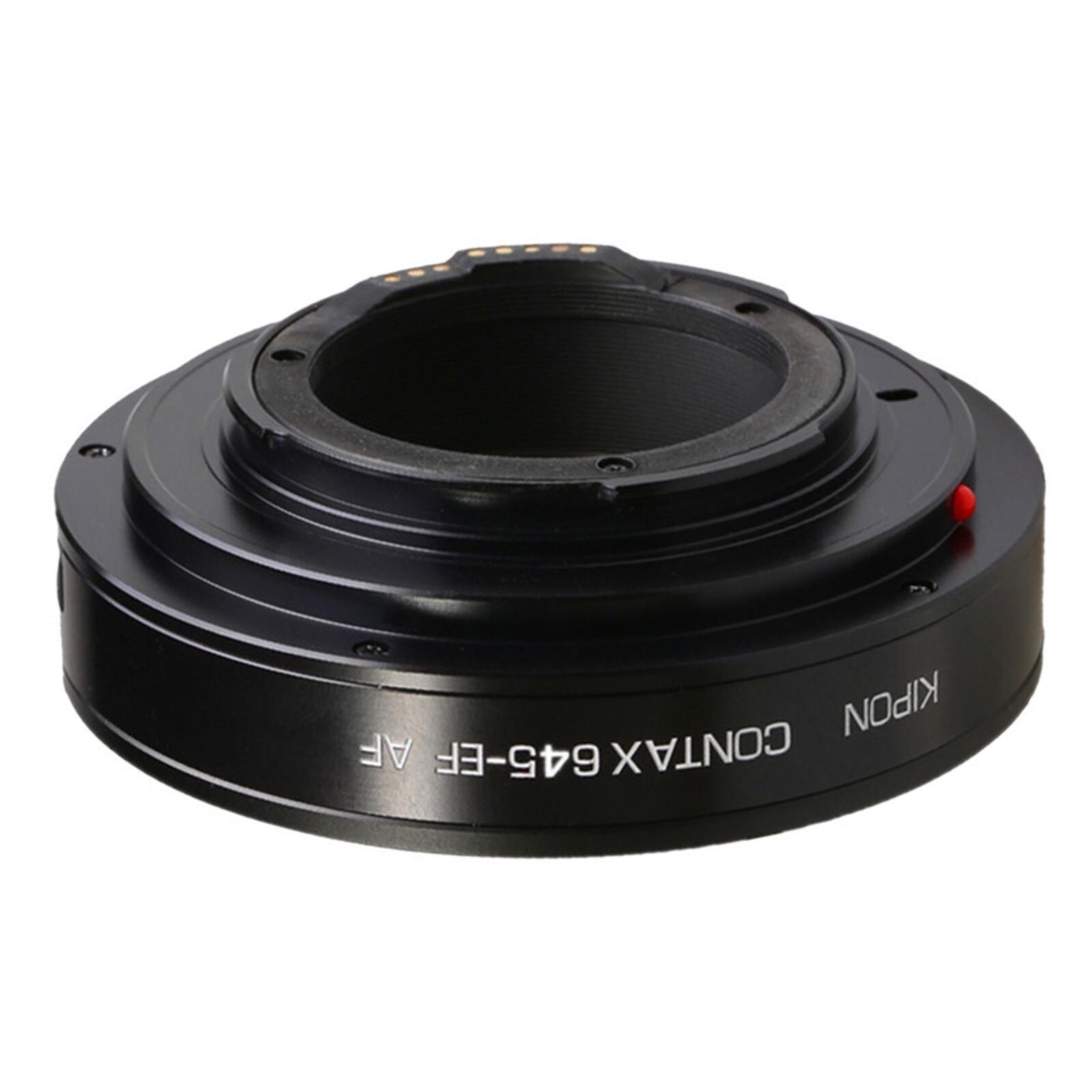 Kipon Adapter für Contax 645 auf Canon EF