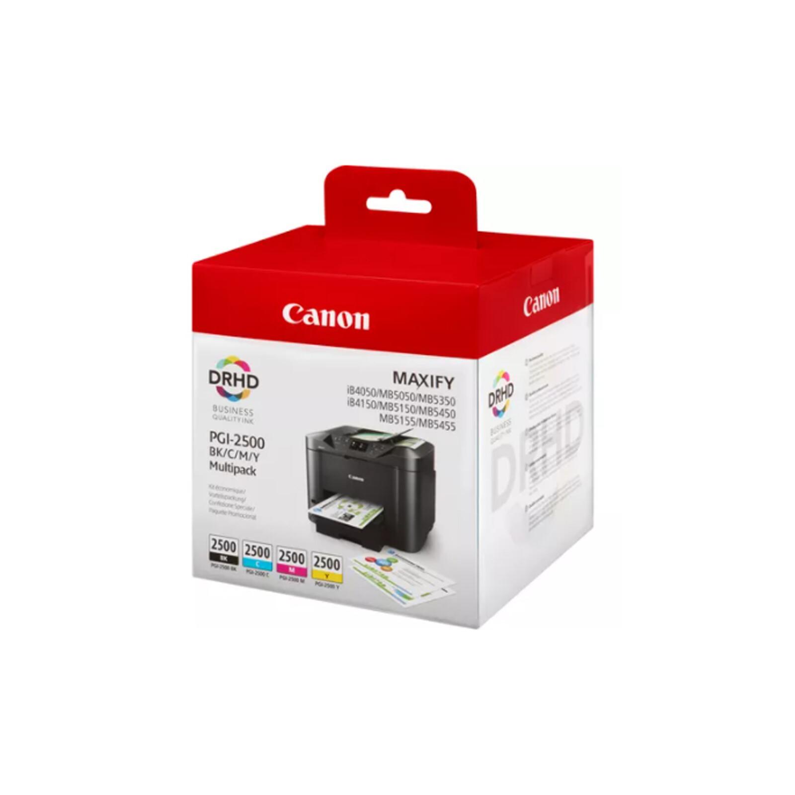 Canon PGI-2500 Tinte Multipack