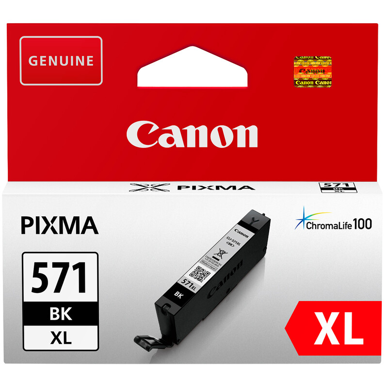 Canon CLI-571XLBK Tinte Black 11ml