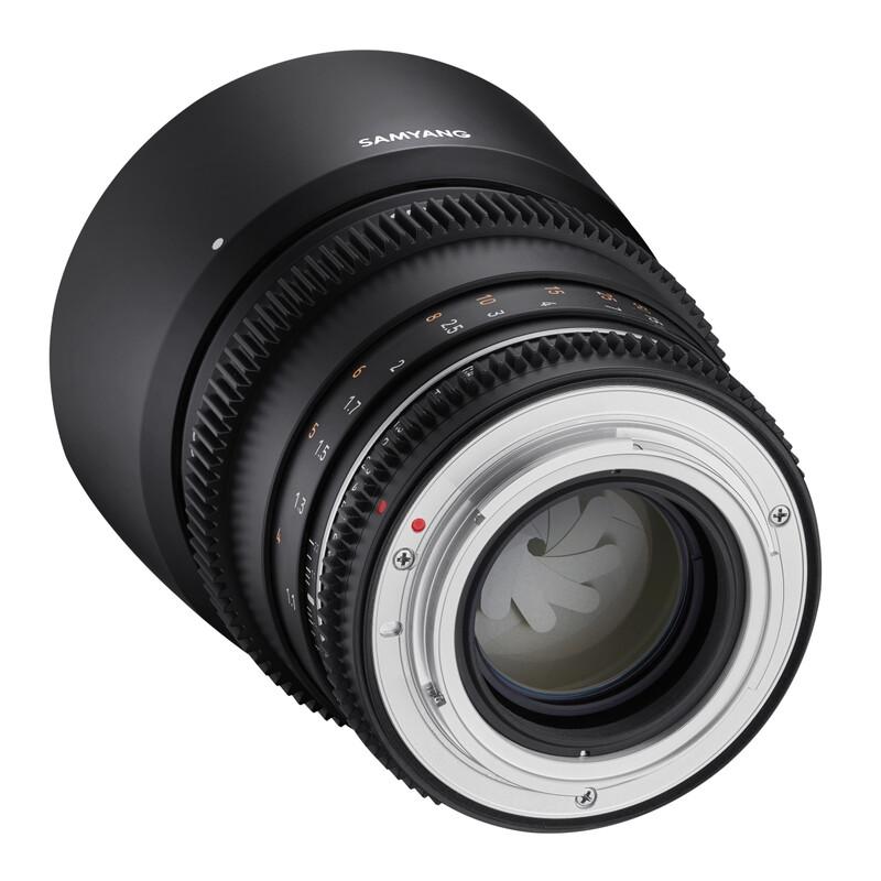 Samyang MF 85/1,5 VDSLR MK2 Canon EF