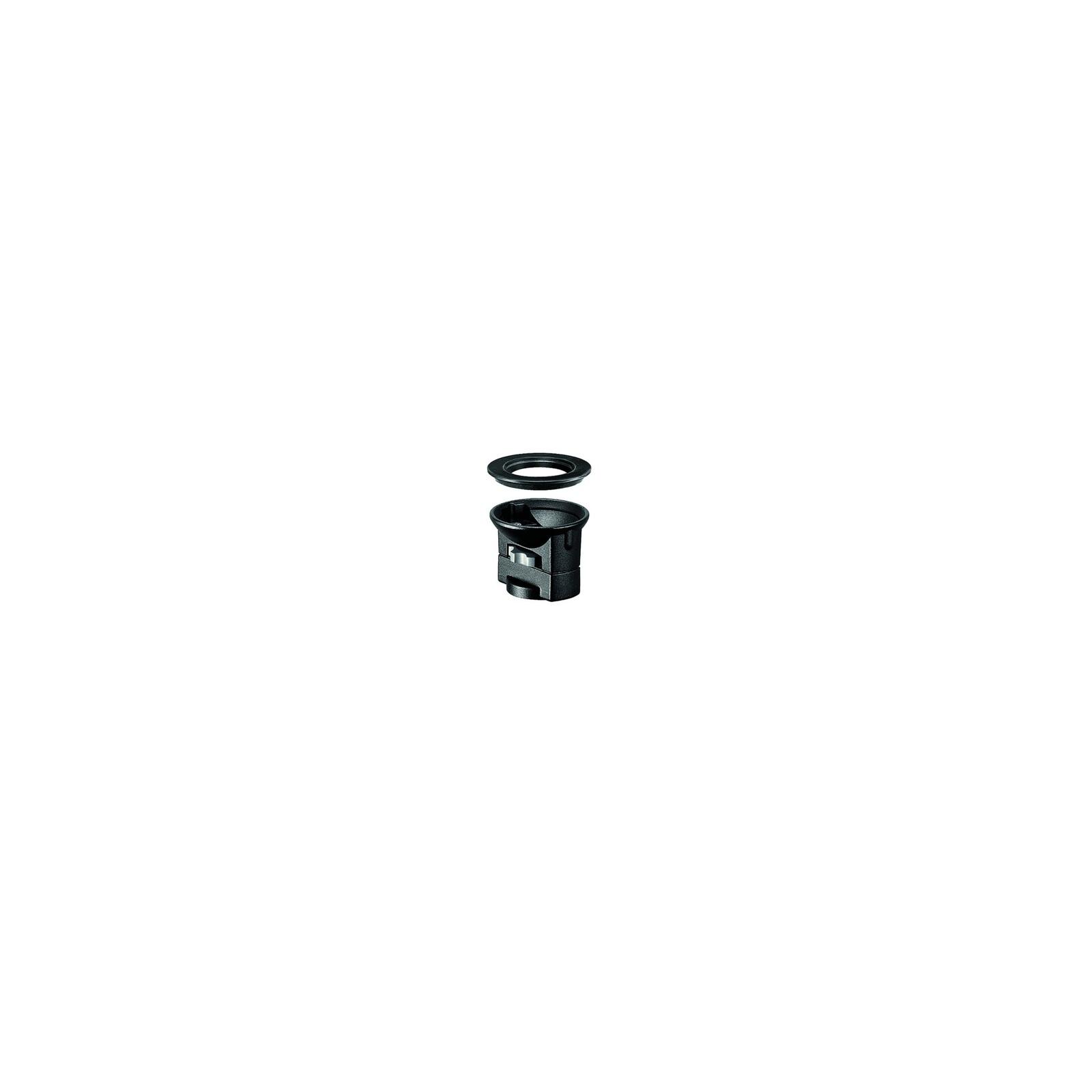 Manfrotto 325N Adapterhalbschale 75/100 mm
