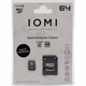 IOMI Micro-SD 64GB Speicherkarte