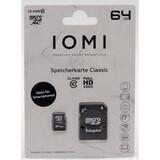 Doppelpack -20% IOMI Micro-SD 64GB