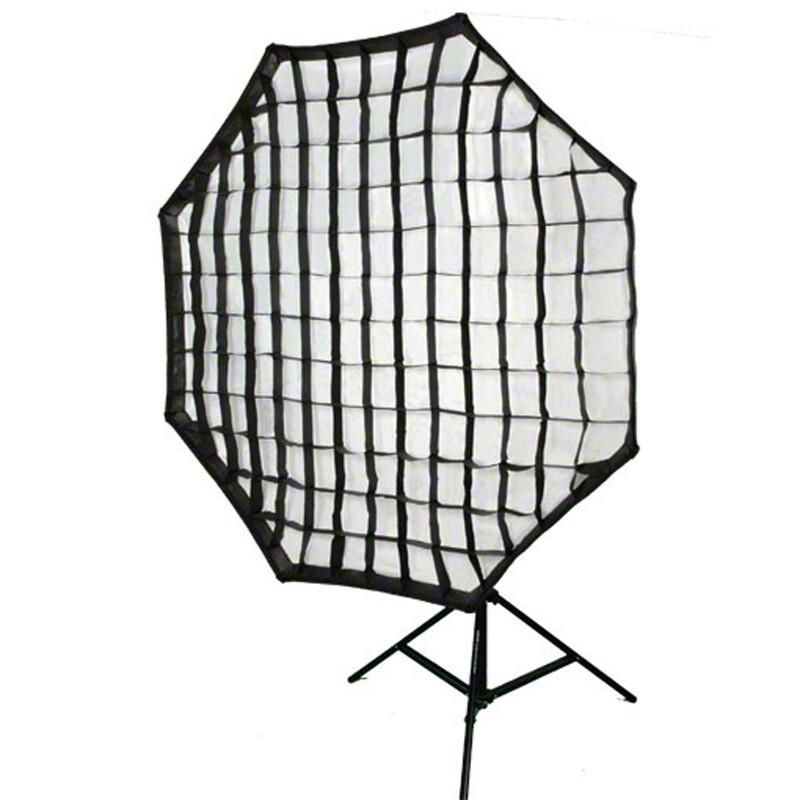 walimex pro Octagon Softbox PLUS Ø150cm Aur/Bowens